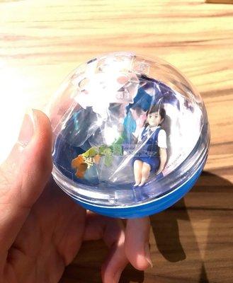 日版KITAN CLUB奇譚俱樂部 JAPAN日本象徴事物 新色 日本篇 彩 杯緣子 OL人形 扭蛋轉蛋 日本列島 單售