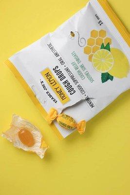 🇺🇸(現貨) Trader Joe's 獨家草本蜂蜜檸檬維他命C喉糖
