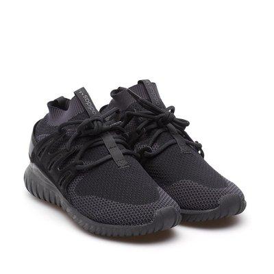 全新 現貨 愛迪達 ADIDAS ORIGINAL TUBULAR NOVA 全黑 襪套 運動鞋 休閒鞋 球鞋 男鞋 素色 布鞋 專櫃 正貨 真貨
