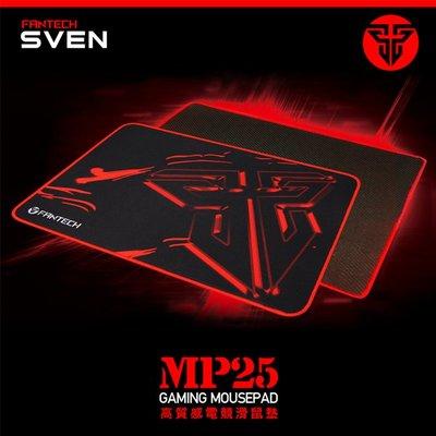 【FANTECH】MP25 速度型精密防滑電競滑鼠墊 感應快速 超強防滑 25x21x0.2cm【OTFT80003】