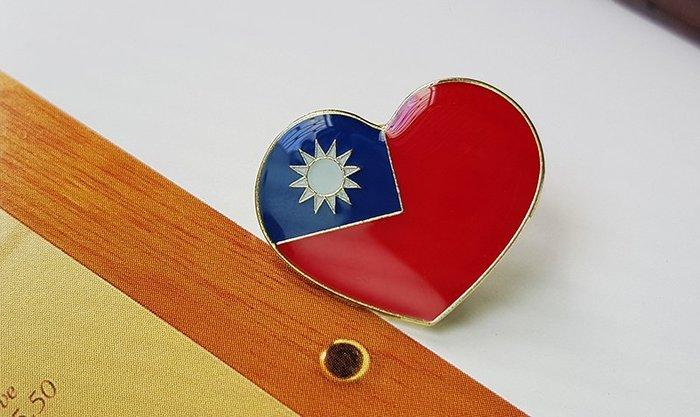 愛心款。吸鐵式,K01中文、K02英文。四款各一枚。共4枚