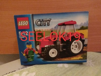LEGO 7634 Tractor (MISB)