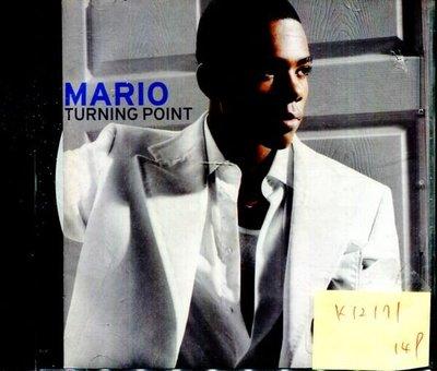 *真音樂* MARIO / TURNING POINT 二手 K12171(下標賣)