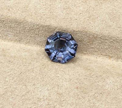 錫蘭天然無燒璀璨藍尖晶石2.25ct