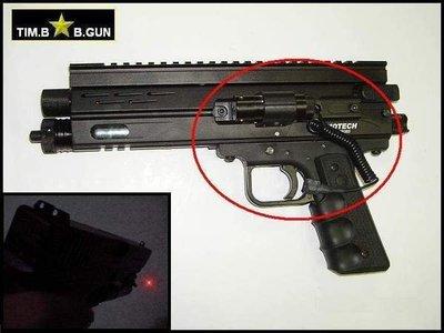 生存遊戲軍用品~檢便宜紅外線雷射瞄準標定器(可夾寬軌道P99.P8.G17及811.GMAX.SP100各式長短槍上)