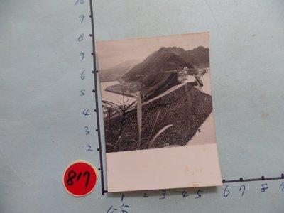 桃園,石門水庫,古董黑白,照片,相片3