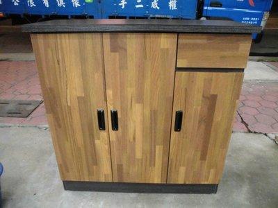 全新品  三尺雙色鞋櫃&二手家具台中權威 玄關櫃 收納櫃 置物櫃