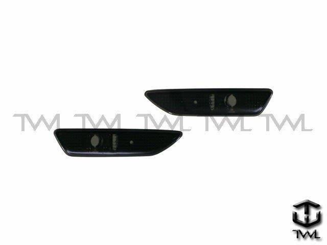 《※台灣之光※》全新BENZ R230小改款SL350 SL500 SL55 SL63 AMG美規薰黑保桿側燈組