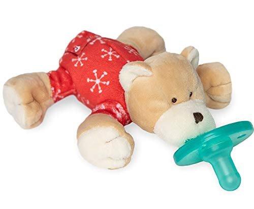 預購 美國帶回 新生兒指定款 Wubbanub 玩偶安撫奶嘴 全品項代購 可愛睡衣小熊 彌月禮