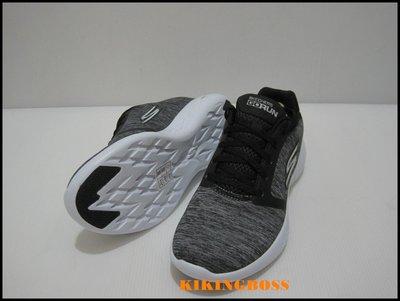 【喬治城】SKECHERS 女款 慢跑系列鞋 GO RUN 600(黑灰)15071BKW