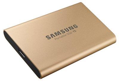九晴天~Samsung T5 1TB SSD 不單租