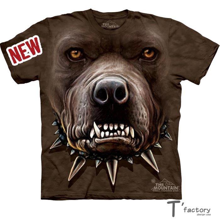 【線上體育】The Mountain 短袖T恤  S號 殭屍鬥犬 TM-103371.jpg