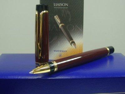 WATERMAN LIAISON RUBY RED 鋼珠筆
