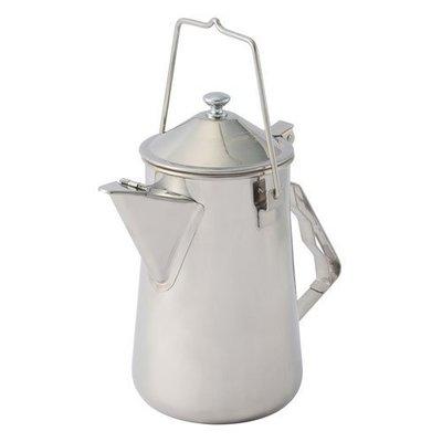 【暫缺貨】新店桃園 Coleman CM-26788 不鏽鋼火爐茶壺 咖啡壺 燒水壺 不鏽鋼茶壺