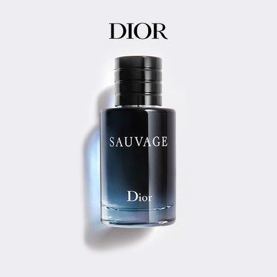香水Dior\/迪奧Sauvage曠野男士淡香水原裝小樣香氛木質香濃香持久留香