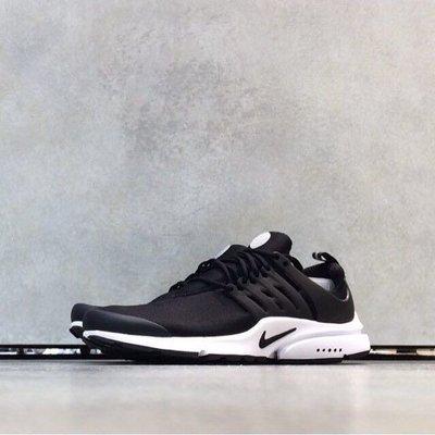 球鞋瘋 Nike Air Presto Essential 黑白 魚骨 襪套 慢跑 休閒 男女 848187-009 彰化縣