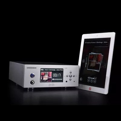 5Cgo【發燒友】享聲 Soundaware A280III全平衡DSD網路硬碟發燒hifi母帶播放器