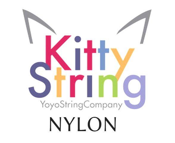 奇妙的溜溜球世界 Kitty String 貓線 Nylon 選擇多樣 專業比賽競技用 技術繩 高品質專用線 一包十條