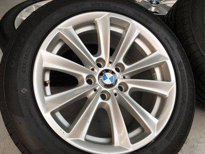 BMW F10 F11 E34 E60 E61 原廠17吋鋁圈一組