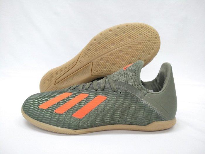 宏亮 含稅附發票 ADIDAS 愛迪達 足球鞋 兒童 室內 尺寸1.5~6 X 19.3 IN J EF8376
