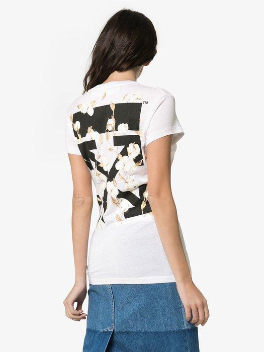 CC Collection 代購 Off-White 19SS 春夏 黑/白色棉花合身版圓領短袖T恤