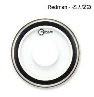 【名人樂器】AQUARIAN SX-10 鼓皮 Studio-X Clear 10