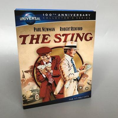 騙中騙 The Sting (1973)/老千計狀元才藍光BD高清電影碟片收藏版