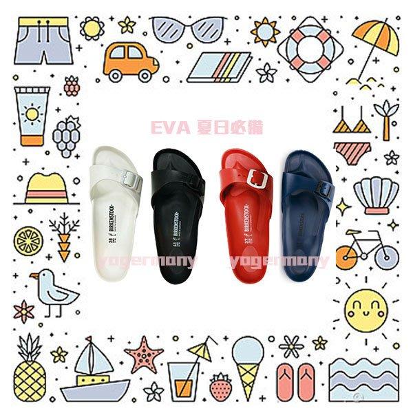 Birkenstock  Madrid EVA 防水單條涼鞋 海灘鞋