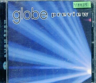 *還有唱片行* GLOBE / PREVIEW 二手 Y5435