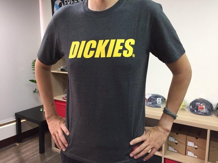[阿菊潮流工作室]Dickies Gray T-Shirt M號 L號 現貨供應 [免運費]