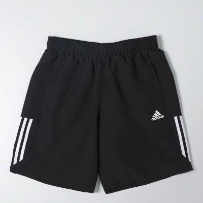 【豬豬老闆】adidas Ess Mid Chelse 男 黑 排汗透氣 短褲 慢跑 休閒 運動褲 AA1669