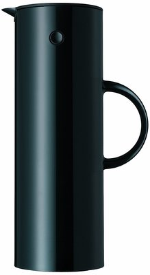 【台中熊店長】丹麥 Stelton Vacuum Jug 1.0L 啄木鳥 真空保冰保溫瓶Stelton 930黑色