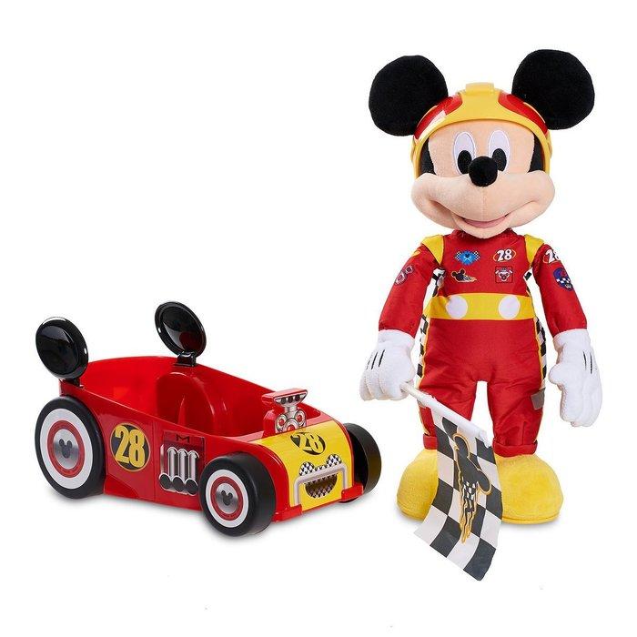 代購現貨 美國加州迪士尼商品 聲光賽車手米奇