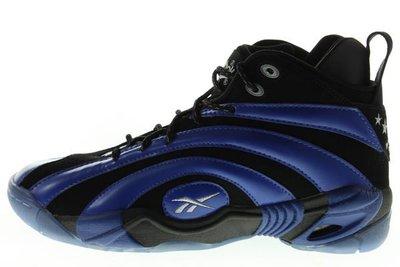 該打球了!復刻版籃球鞋【千里之行】reebok SHAQNOSIS OG O'NEAL年輪鞋黑藍