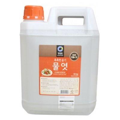 匯盈一館~韓國大象麥芽糖漿10KG 料理果糖漿料理糖漿~煎炒煮炸/涼拌都適合喲~批發兩桶起訂