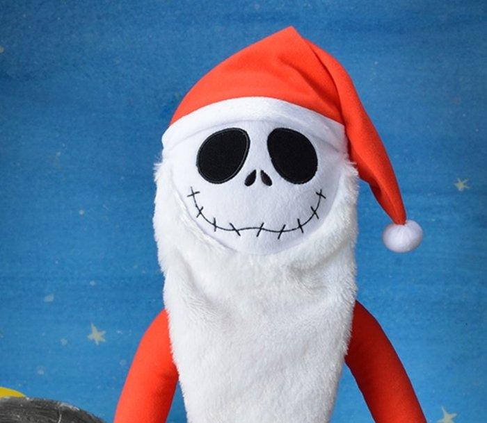 41+現貨免運費 日本正版 迪士尼 聖誕夜驚魂 傑克 58公分 玩偶 公仔 平輸 小日尼三 批發 團購 代購 另有優惠