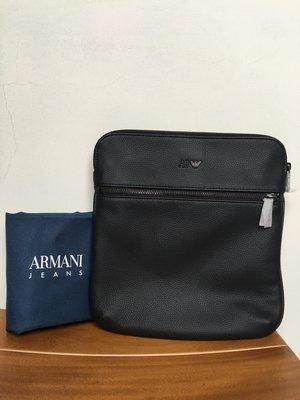 ARMANI JEANS Suitable for Tablet 阿曼尼 男用信封包/郵差包/斜背包/單肩包(法國購入)
