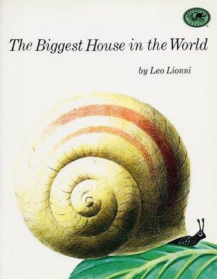 *小貝比的家*THE BIGGEST HOUSE IN THE WORLD/平裝/3~6歲/自我認同