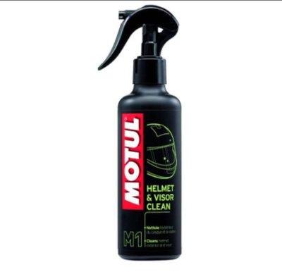 MOTUL 護理產品:M1 Helmet & Visor Clean 頭盔和風鏡清潔劑
