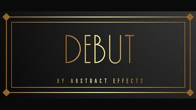 【天天魔法】【S1325】正宗原廠~Debut(初次亮相)~Debut by Abstract Effects
