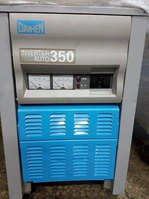 日本大阪OTC CPV350變頻CO2焊機, 單相電