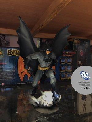 ArtLife @ DC COMICS BATMAN 蝙蝠俠 經典場景雕像 8吋擺設老公仔