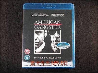 [藍光BD] - 美國黑幫 American Gangster BD-50G
