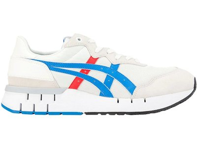沃皮斯§Asics Onitsuka Tiger Rebilac Runner 白藍紅 男女鞋 1183A396-100
