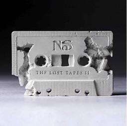 NAS 納斯 The Lost Tapes 2 失落之聲2 CD,東岸饒舌天王級傳奇人物 德國進口正版全新