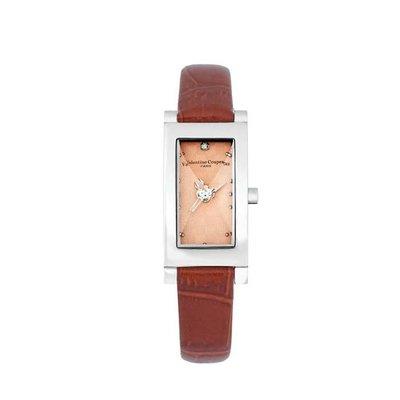 97 1L 玫瑰金女錶真愛典藏日本原裝機芯范倫鐵諾古柏 Valentino Coupeau