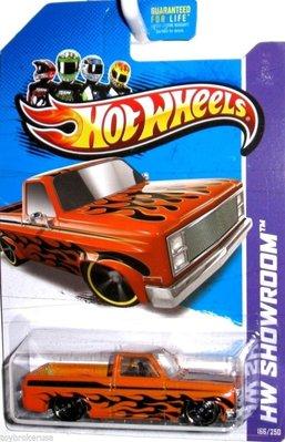 絕版風火輪 Hot Wheels 1983 CHEVY SILVERADO