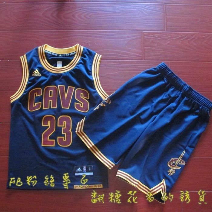 美國正品 NBA 官網 青年 小孩套裝 勒布朗·詹姆士 LeBron James 騎士隊