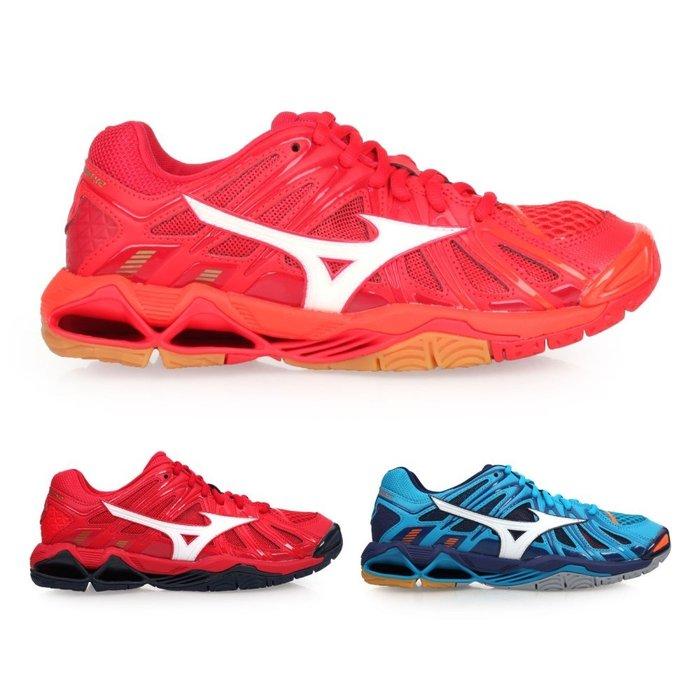 MIZUNO WAVE TORNADO X2 男女排球鞋(免運 美津濃【02016875】≡排汗專家≡