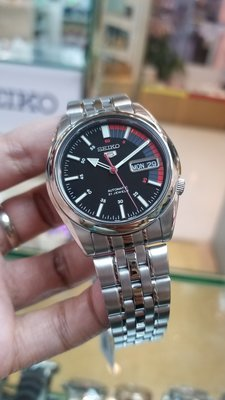 SEIKO AUTOMATIC WATCH 精工自動手錶 5號仔 SNK375K1
